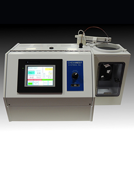 Dry Rate Testing Unit