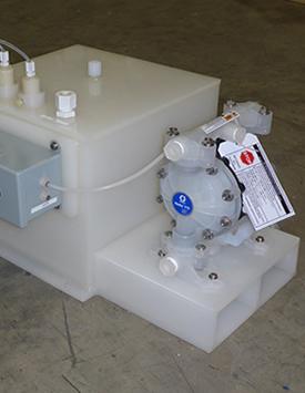 Plastic Baths and Tanks